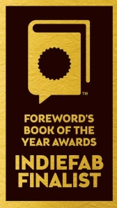 Forewar's Book of the Year Awards - IndieFab Finalist