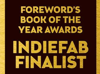 Foreward's Book of the Year - Indiefab Finalist