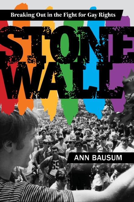 Author Bridget Birdsall Recommends Stonewall Book