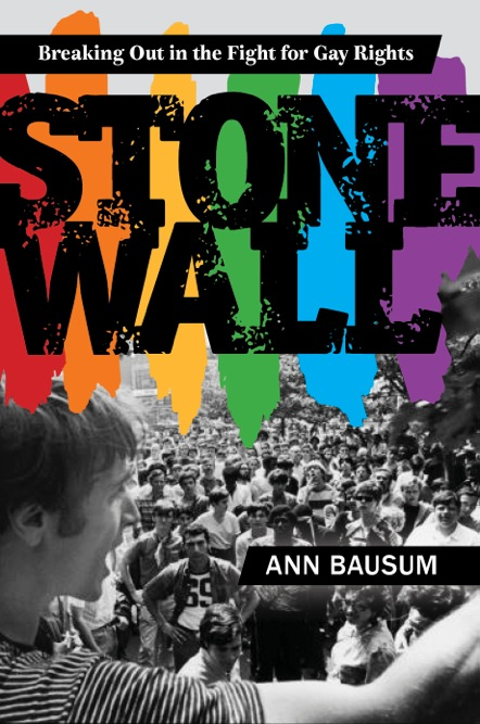 Author Bridget Birdsall Recommends Stonewall Book
